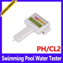 PH Meters pool water testing swimming pool test kits PH/CL2 Chlorine Tester Level Meter PH Tester for Swimming Pool Spa