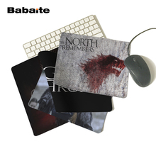Babaite New Arrival Game of Thrones Gaming Pad Necessary Mouse Mat Mouse Pad Non-Skid Rubber Pad