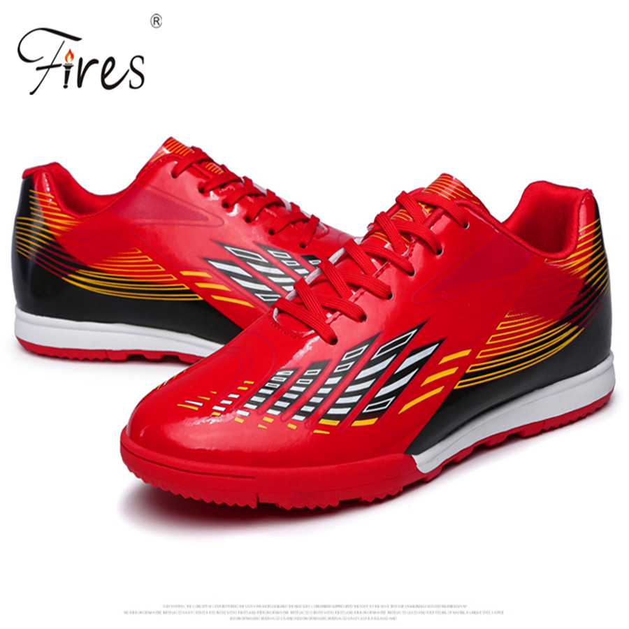 Men Boy Kids Soccer Cleats Turf Football Soccer Shoes Hard Court Outdoor Sneakers Trainers Adults Sports Shoes With 4 Color<br><br>Aliexpress