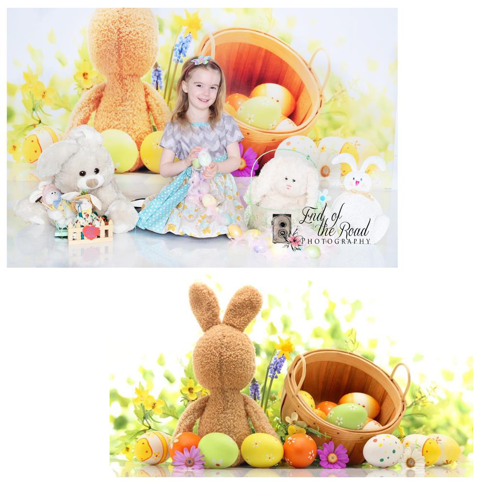 200cm*150cm easter photography backdrops Flower Egg Frames fundo fotografico Easter Day ZJ<br><br>Aliexpress