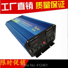 5000W Inverter Pure Sine Wave Inverter 10000W Peak Power CE,ROHS 5000W zuivere sinus omvormer(China)