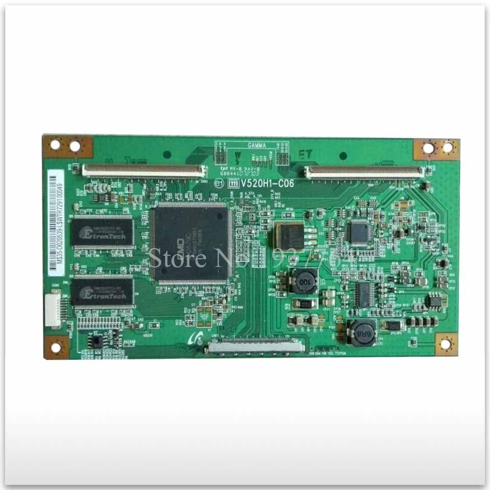 good working original for board V520H1-C06 V520H1-L06 T-con logic board <br>