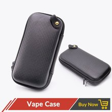 Volcanee X6 KTS Zipper Case Bags ego x6 Vape Case Vapor Tool Kit Case for DIY Tool Kit Carry Bag for Electronic Cigarette