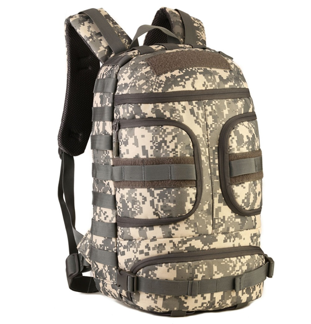 Mens Nylon Backpack Bag Daypack Tote bags Travel Backpack Daypack Military Assault Rucksack <br>