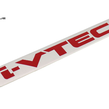 Red i-VTEC for CIVIC TYPE R CTR FD2 Fender Trunk Emblem Badge Sticker