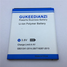 GUKEEDIANZI BL-103 New Replacement Mobile Phone Battery 2000mAh For Newman Newsmy K1A Li-ion Polymer Powerful Batteries(China)