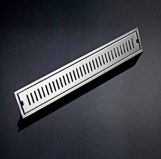 60 cm Stainless Steel Floor Drain Bathroom Kitchen Shower Floor Waste bathroom Floor Drain Waste Drain shower Floor Drain<br><br>Aliexpress