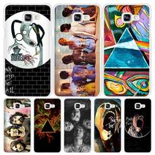 pink floyd the wall Hard White Coque Shell Case Cover Phone Cases for Samsung Galaxy A3 A5 A7 2016 2017 A8 A9
