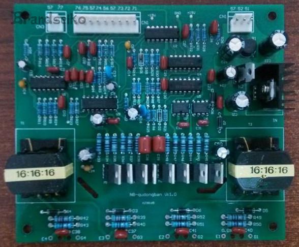 The Driver Board Zx7, Nbc 315400500630, Okuta Welding Inverter Type<br><br>Aliexpress