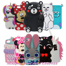 For iphone 5 5S/SE/5c 3D Silicon Pocket Cat Minnie Cupcake Fashion Soft Phone Back Case Cover For Iphone 5S 5 S E