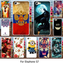 Buy AKABEILA Silicone Phone Cover Case Elephone S7 5.5 inch Case Elephone S7 Cover Soft TPU Housing Skin Hood Bags for $1.45 in AliExpress store