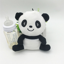 Stuffed Animals Panda Toy Baby Feeding Bottle Bag Cover Termica Thermos Milk Bottle Holder Thermal Bag Case for Bottle Plush Toy(China)