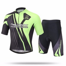 Amur Leopard New Children Cycling Clothing Bike Bicycle Short Jersey Shorts Sets Kids  Boys mtb Shirts Cyc Top Suits