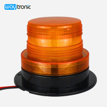 Forklift Warning Light Magnetic Traffic Warning Signal Lamp LED Flashing Beacon Strobe Light Waterproof 12V 24V(China)