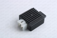 Whole Wave Voltage Regulator Rectifier for ATV or Scooter 50cc 110cc 125cc 150cc