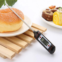 Digital Pen Style Kitchen Household Thermometers Cooking Food Thermometer Best for Food Meat Grill BBQ Milk Bath Water NXH2124(China)