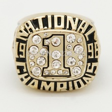 Classic collection University of Florida Gators Football Team 1996 Replica Sugar Bowl Games Rings championship ring