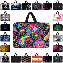 "Netbook Tablet Neoprene Inner Pouch Bags For Acer Aspire Switch 10 Mini Laptop Cases 9.7"" 10.1"" 10.2"" Notebook Fashion Handbag(China)"