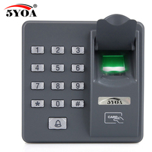 5YOA BX6FY Biometric Fingerprint Access Control Machine Digital Electric RFID Reader Scanner Sensor Code System For Door Lock