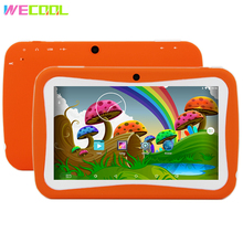 7 inch WeCool Tablet PC for Kids Designed for Children 8GB Quad Core Android MID Preinstalled lots of Child Educational Game APP