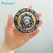 Car Styling Cool Lion /Eagle Sticker Logo Metal 3D Autobot Emblem Badge Decal Truck Auto styling Car Decoration Car Accessories(China)