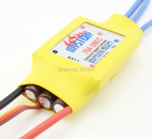 Mystery Cloud 70A Brushless ESC With UBEC ESC RC Speed Controller RC Helicopter Airplane(China)