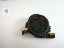test OK 90% new Digital Camera Repair Replacement Parts SX600 lens group + CCD sensor for Cano black(China)