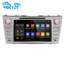 New 8 Inch Android 5.1 Car DVD Player GPS Navigation Radio Audio For Toyota Camry Aurion GPS Navi Navigation System Autoradio