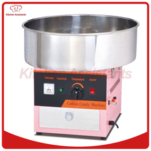 MH500 electric cotton pink candy floss machine maker(China)