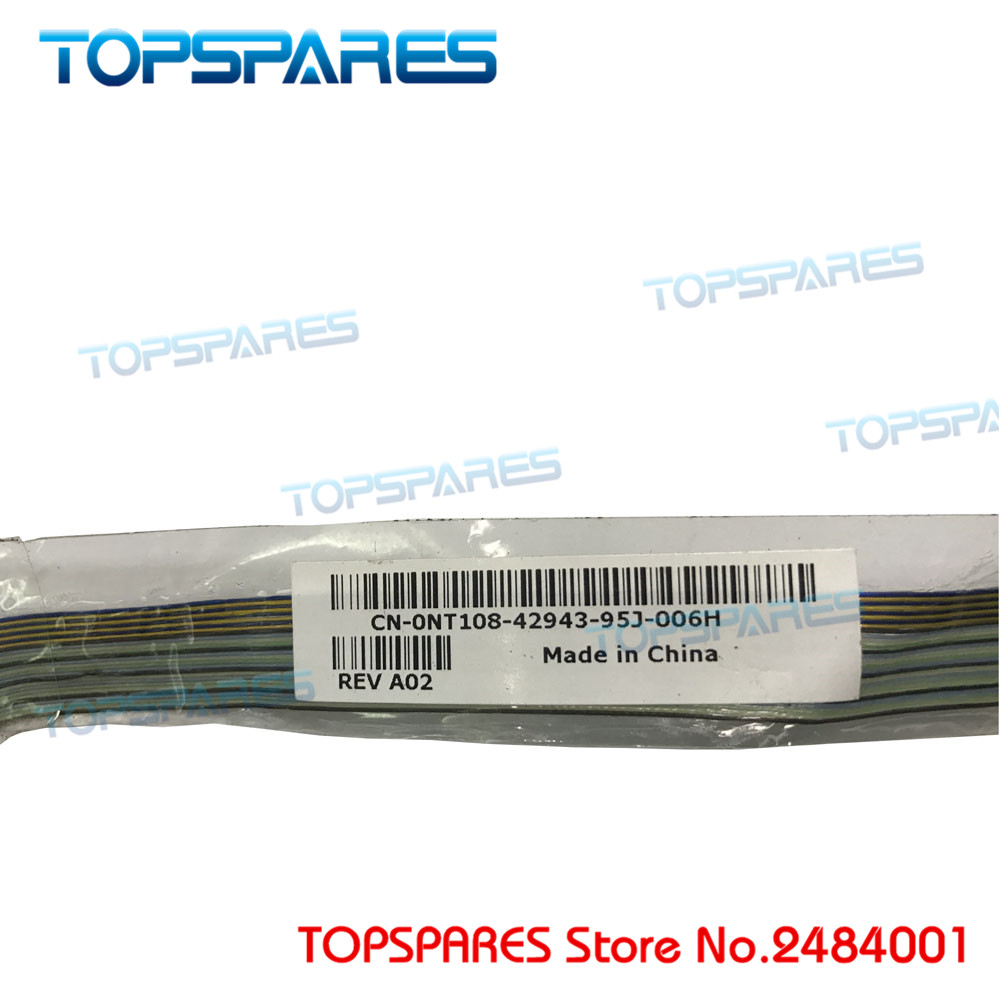 Dell Latitude D630 D620 LCD Display Screen Video Cable NT108 0NT108