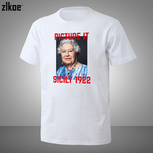 Character T shirts Hip-Tope Picture It Sicily 1922 Golden Girls 3xl Short Sleeve Men's Tees Online Tops Sale