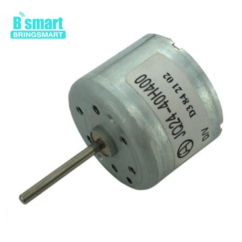 DC3//6V 3300-6600RPM RF-310 Shaft Length 19mm Micro DC Motor Solar Motor For DIY