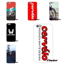 For Sony Xperia Z Z1 Z2 Z3 Z5 compact M2 M4 M5 E3 T3 XA Aqua  For Cervelo Bike Team Bicycle Cycling Logo Silicone Case