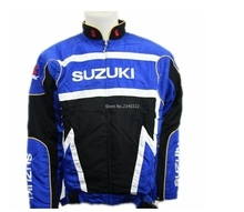Special offer F1 fashion suit suzuki jacket embroidered long-sleeved coat