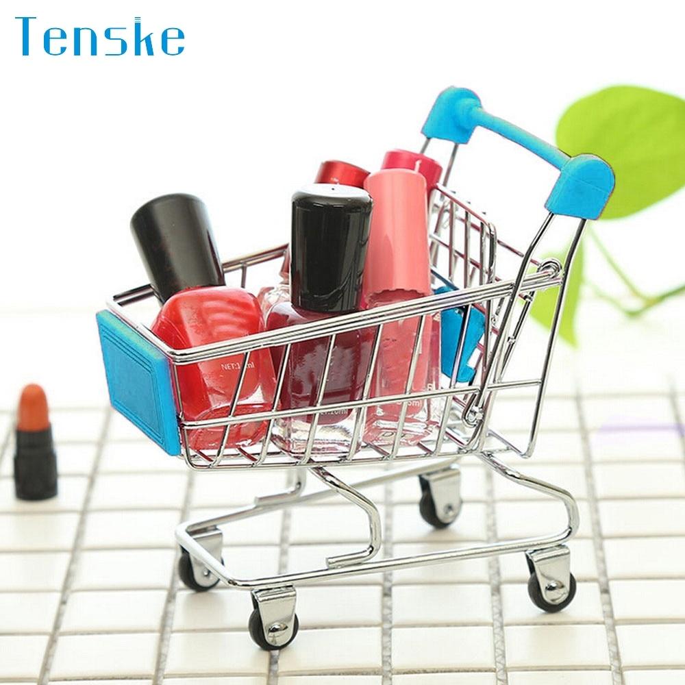 Tenske стеллаж для хранения мини корзина Детские игрушки Творческий рабочего Полки для украшения дома 30 подарок 2017 Drop(China)