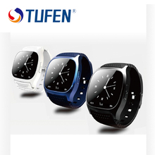 2017 smart watch andriod  Smart Watch M26 Bluetooth V4.0  Sync Wearable Devices connect For IOS Android Phone PK GT08 DZ09 U8