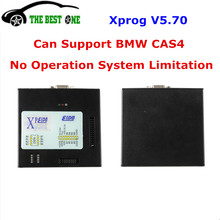 High Quality X-PROG-M XPROG V5.70 Box X PROG Programmer XPROG5.70 ECU Chip Tuning Tool With USB Dongle Add New Authorization