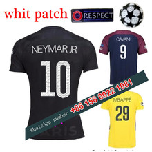 2017 2018 psg jersey 17 18 Home Away football camisetas Thai AAA shirt survetement football Soccer jersey(China)