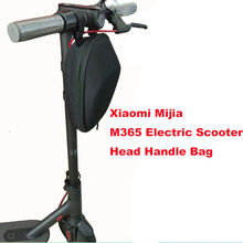Xiaomi Mijia M365 Electric Scooter Head Handle Bag Front Charger Bag Electric Skateboard Tool Storage Bag Carrier Hanging Bag
