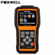OBD2 Diagnostic Scanner FOXWELL NT414 Engine ABS SRS EPB Oil Reset Transmission Diagnostic-tool for Multi-brand Vehicle