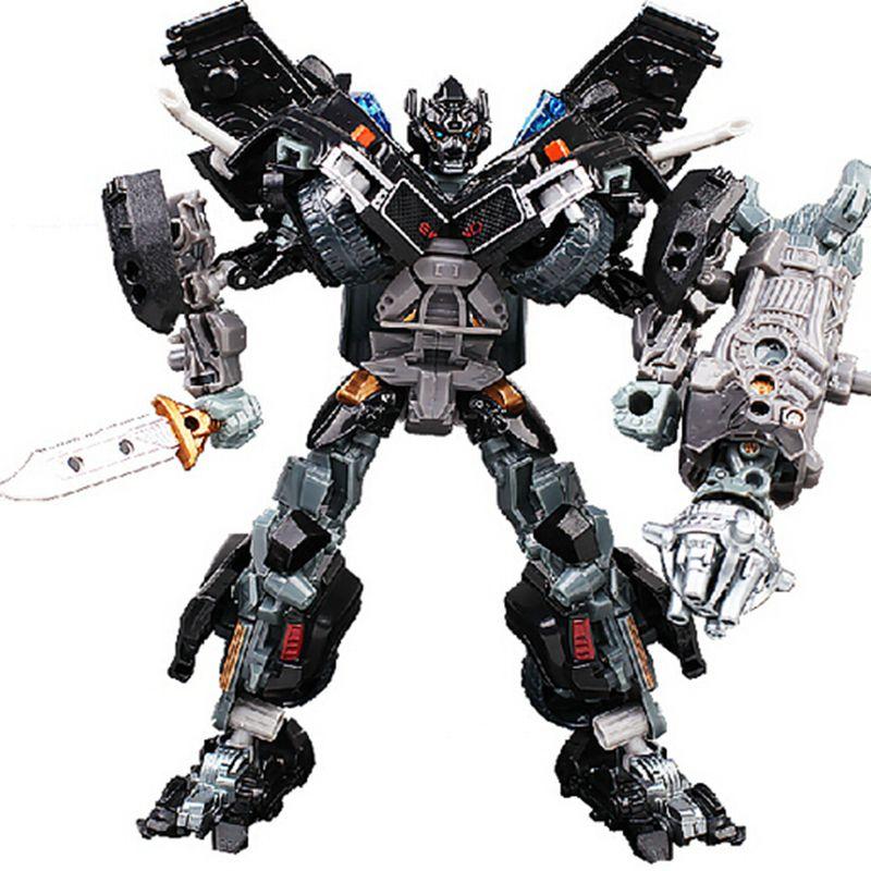 Трансформеры Игрушки Авто-боты для детей Айронхайд 1 Марки Автомобилей Роботов подарок Размеры роботов в высоту: 27 см (каждый робот имеет свой размер) Цена: 589,49 руб.