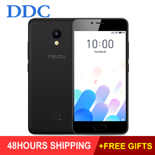 Fast Ship Original MEIZU M5C MTK6737 2GB RAM 16GB ROM Quad Core 64Bit 5.0 inch HD IPS Processor Dual SIM Cellphone(China)