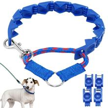 New Perfect Pet Large Dog Adjustable Command Training Collar Links Accessories Collar Perro Collier Pour Chien Mascotas