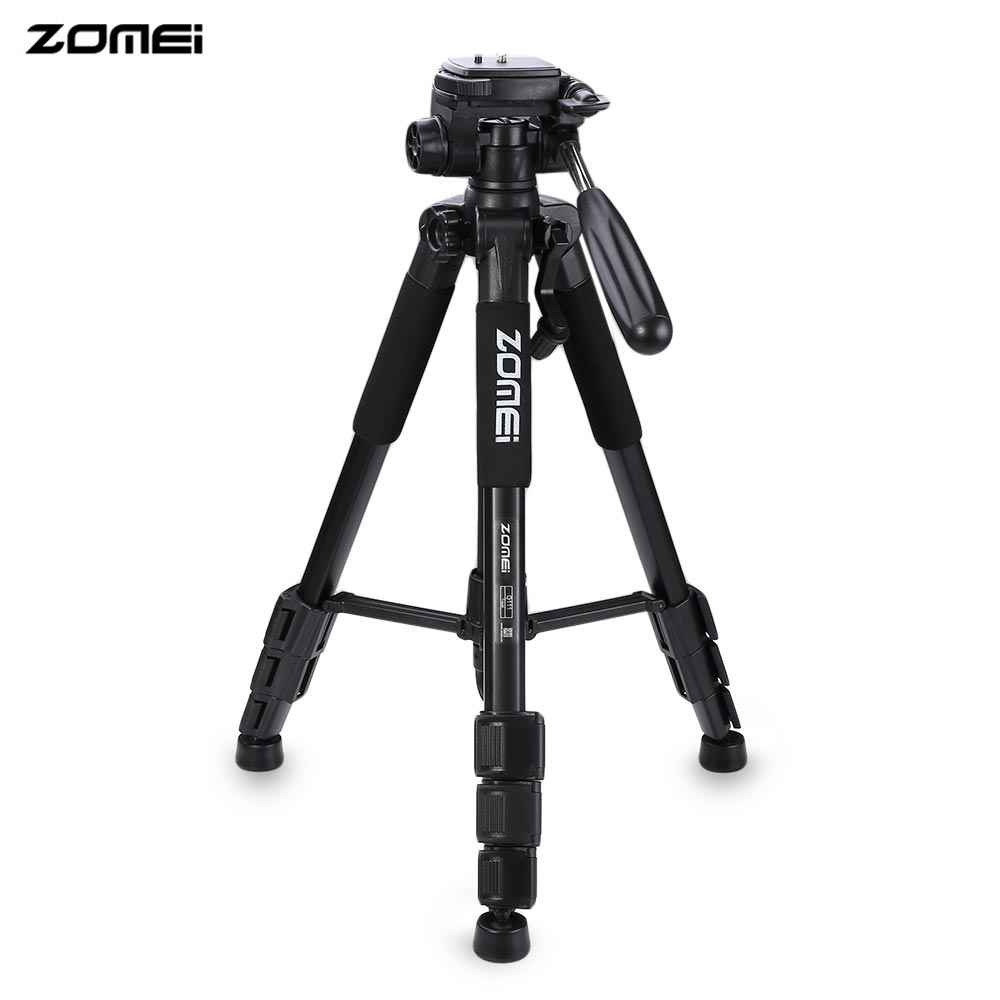 Zomei Q111 56 inch Lightweight Professional Camera Video Aluminum Tripod with Bag<br>