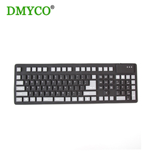 waterproof! 111keys brand new USB Wired Russian/English keyboard silicon portable keyboard for Laptop Notebook Desktop pc