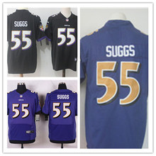 Mens 55 Terrell Suggs Jersey 2017 Rush Salute to Service High Quality Football Jerseys(China)