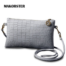 Buy MAKORSTER Fashion Brands vintage women shoulder bag famous brand messenger bags small crossbody Bags women designers DJ0101 for $3.00 in AliExpress store
