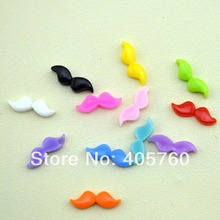 Mustache  3D nail art suppliers Resin  nail art  box Acylic  accessores  for nail art design wholesale free shipping