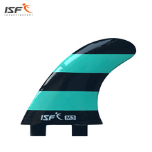 New Product Surfboard Fins /Paddle Board Fins/G3 fiberglass honeycomb fin/Surfboard fiberglass Fin M3(China)