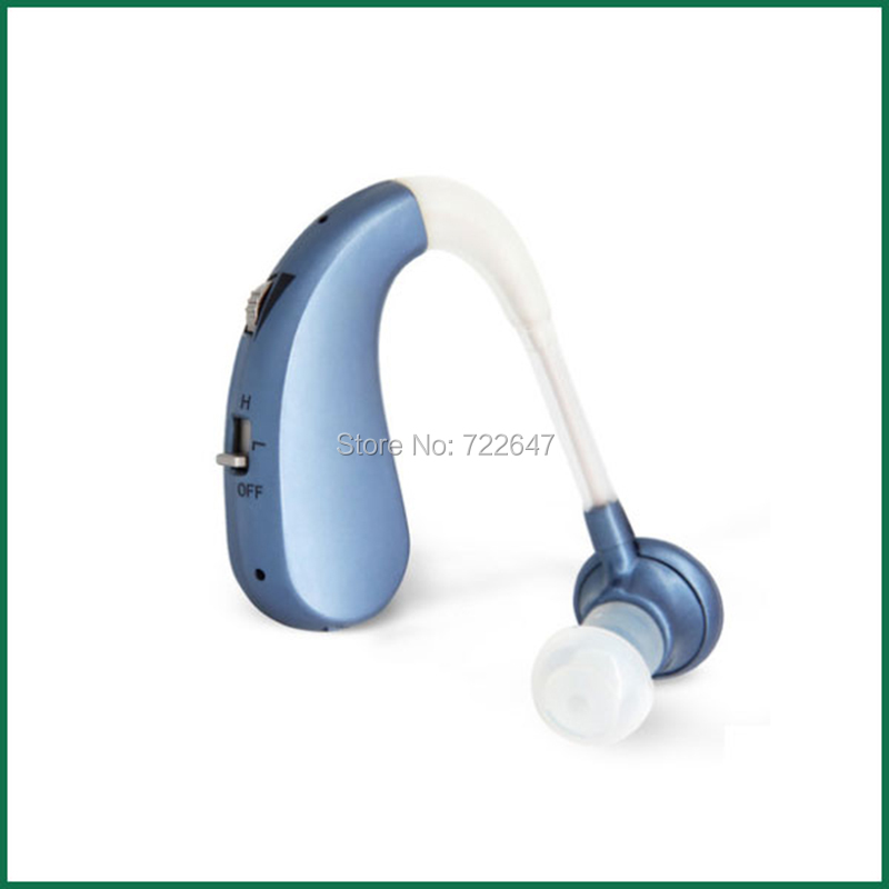 digital invisible hearing aid aids behind the ears portable